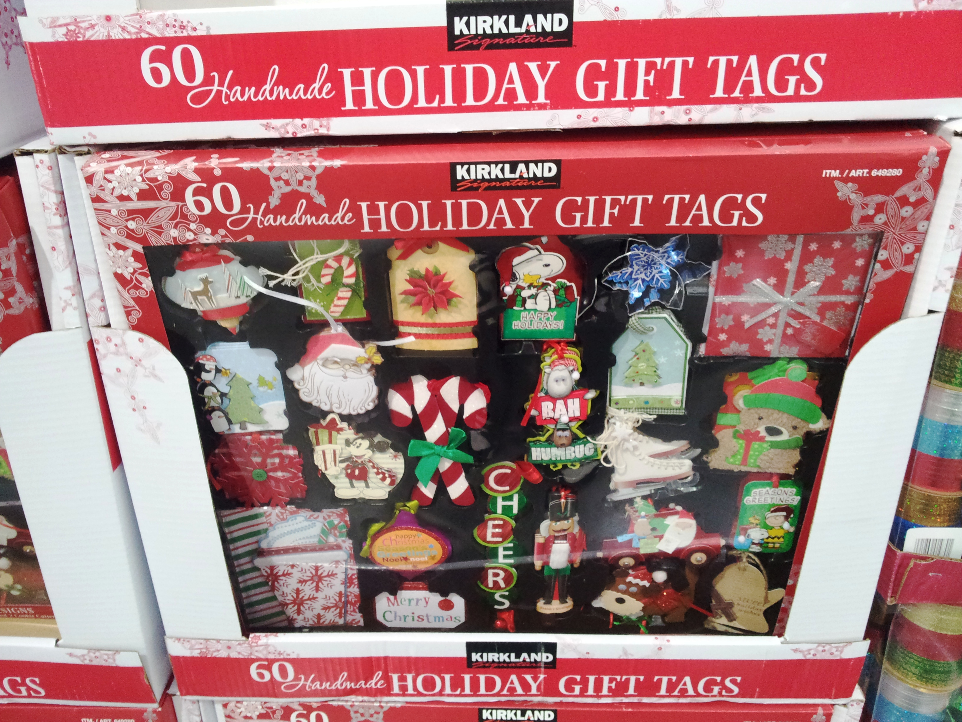 12 Days of Costco Christmas - Day 10 - Loaded Trolley