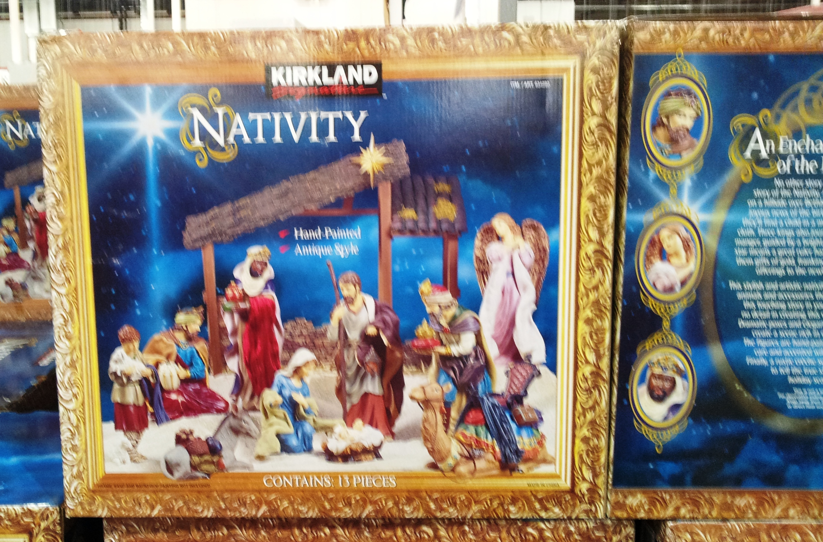 Brilliant 12 Days Of Costco Christmas Day 6 Loaded Trolley Interior Design Ideas Gentotryabchikinfo