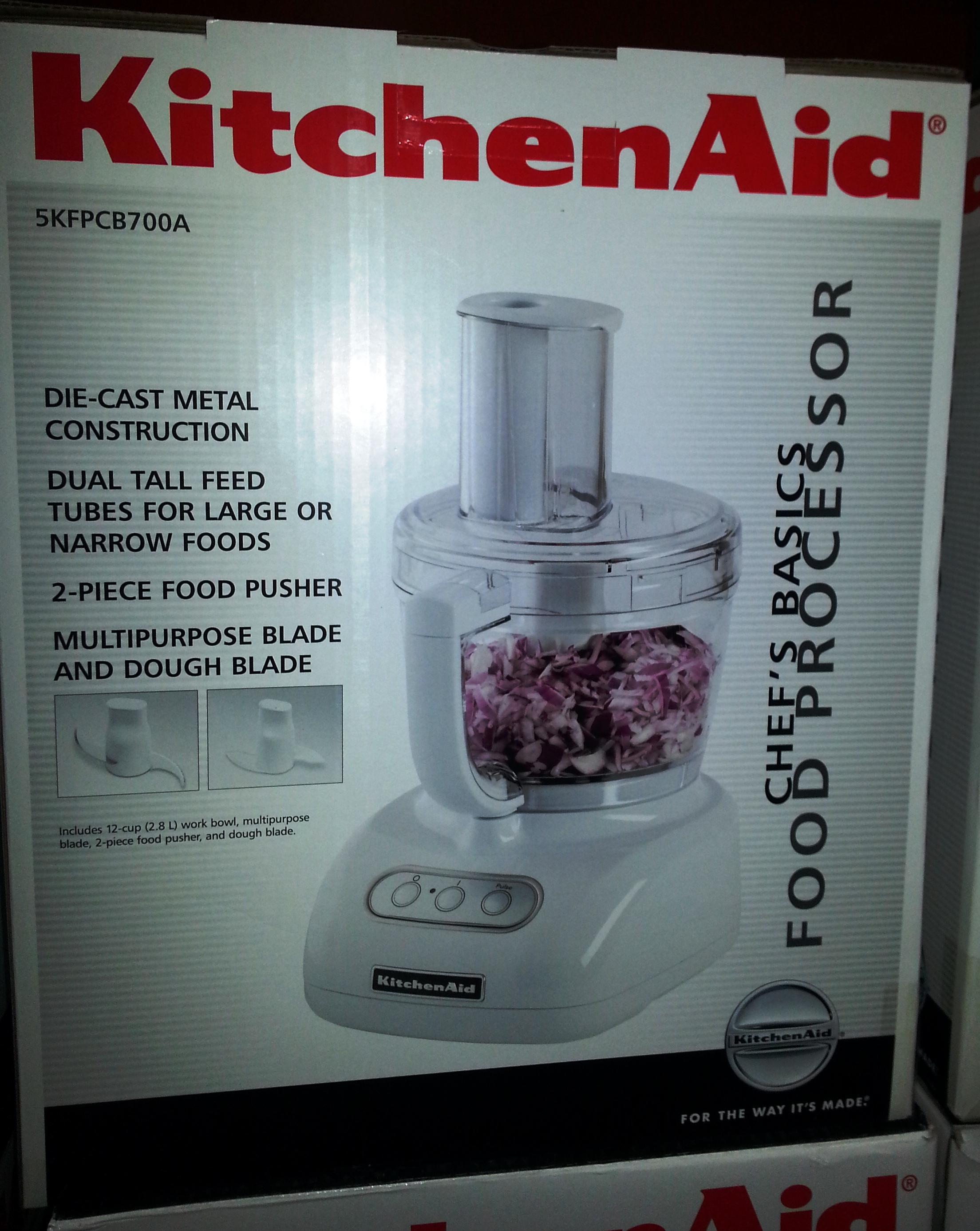 Kitchen Aid Food Processors Amp Mixers At Costco Australia