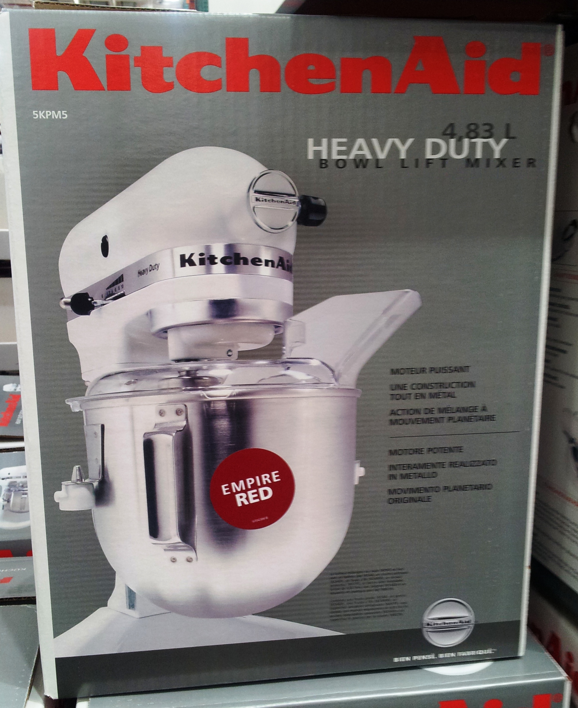 Kitchen Aid Food Processors Mixers At Costco Australia Loaded