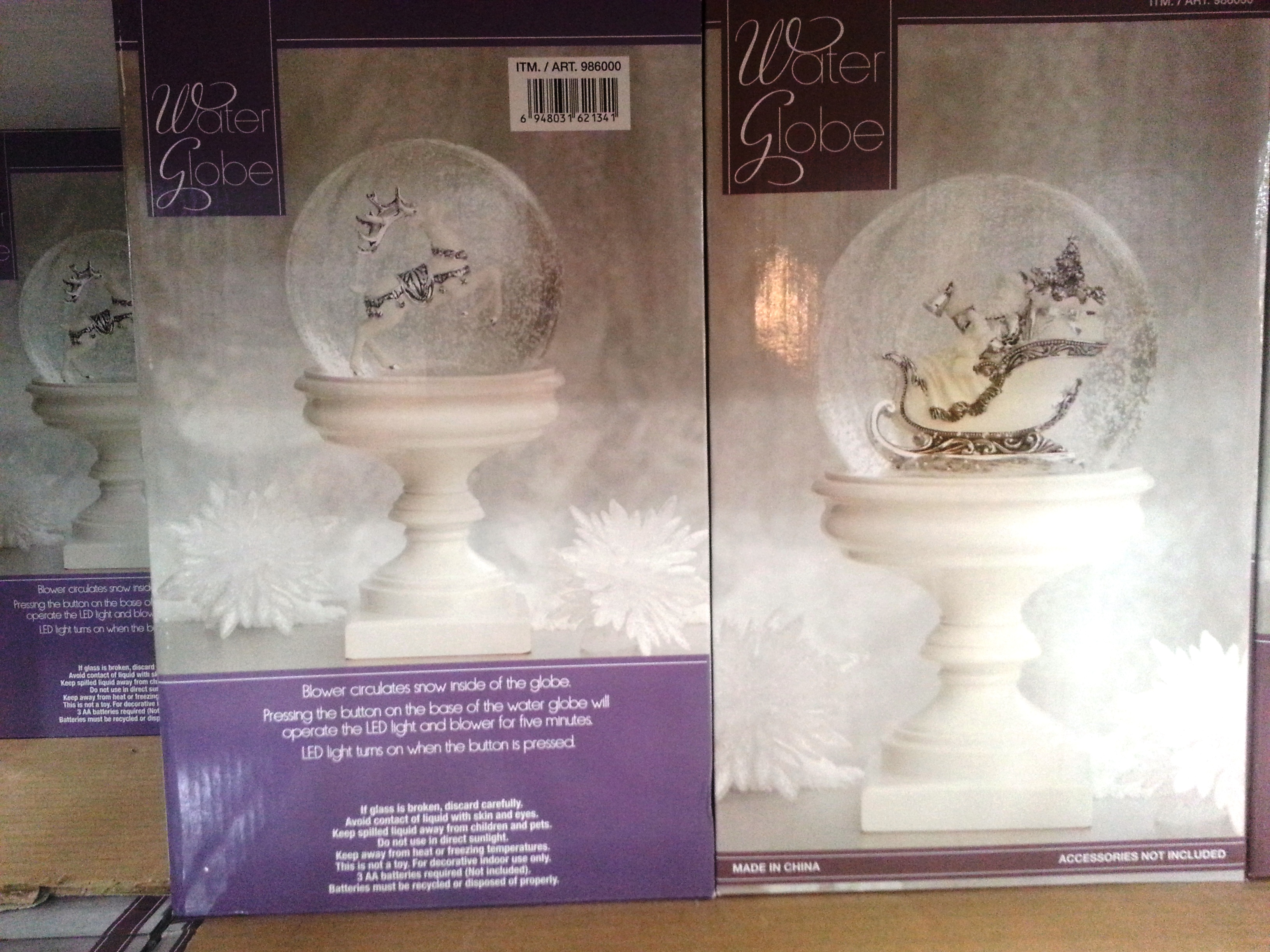 Christmas Snow Globes Australia.Update Of Christmas Products At Costco Australia Loaded