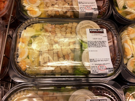 Ready Made Salads at Costco Australia | Loaded Trolley