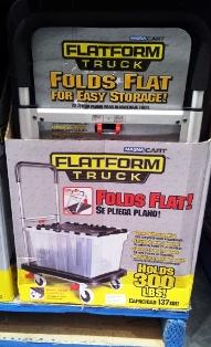 Magna cart folding