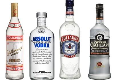 Vodka at Costco Australia