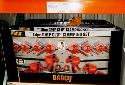 Babco-clamps-Costco-Australia-96-cent-special