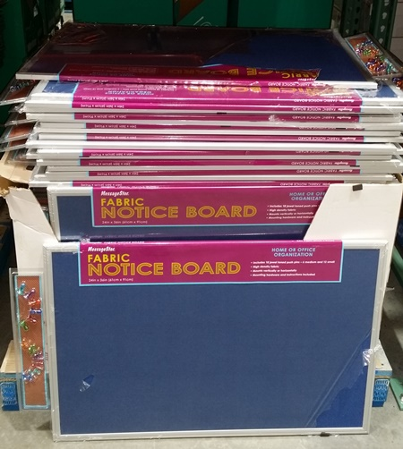 Costco_Australia_Fabric_Notice_Board