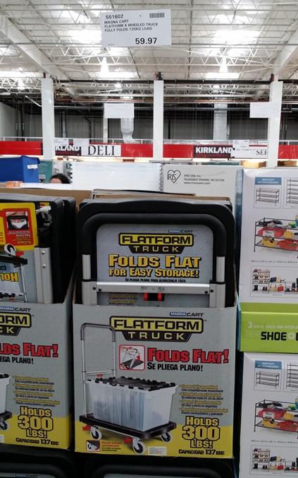 Costco_Australia_Magna_Cart_Flatform_Truck
