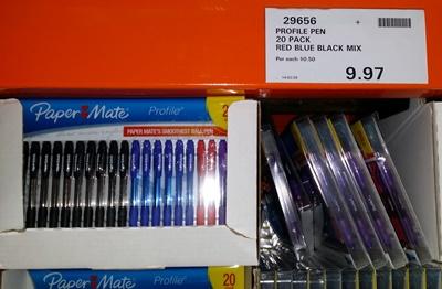 Papermate-profile-pen-Costco-Australia-97-cent-special