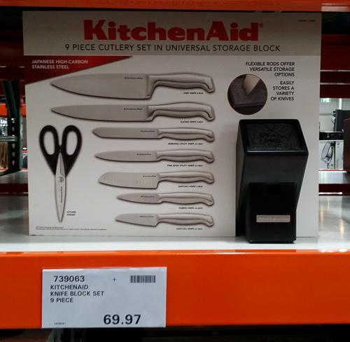 KitchenAid Knife Block Set