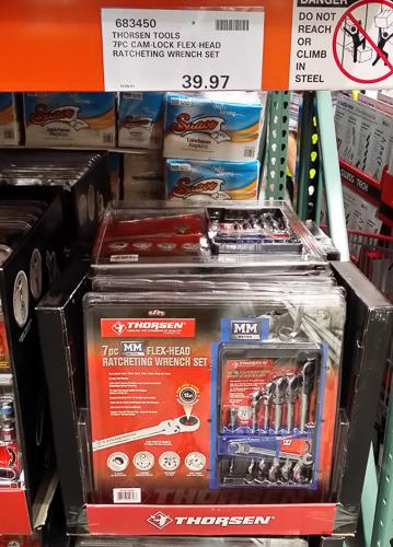 Thorsen Ratchet Wrenches