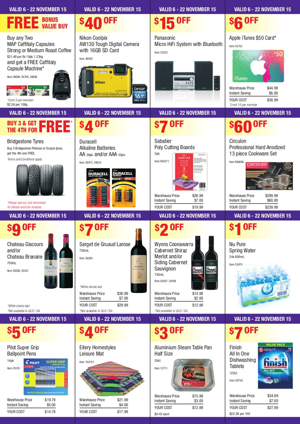 Costco Coupons 01