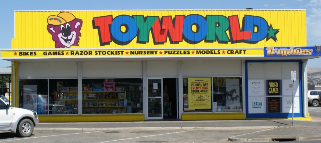 Plan Your Savings with the Toyworld Catalogue